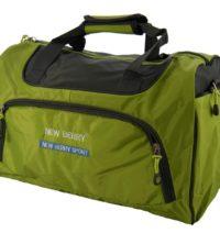 Zelená sportovní taška Kaynna