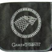 Taška Game of Thrones – Stark (vyšívaný vzor)