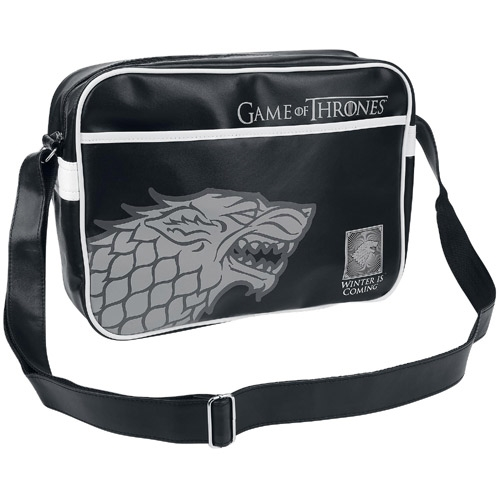 Pánská Taška Game of Thrones - Znak Starků