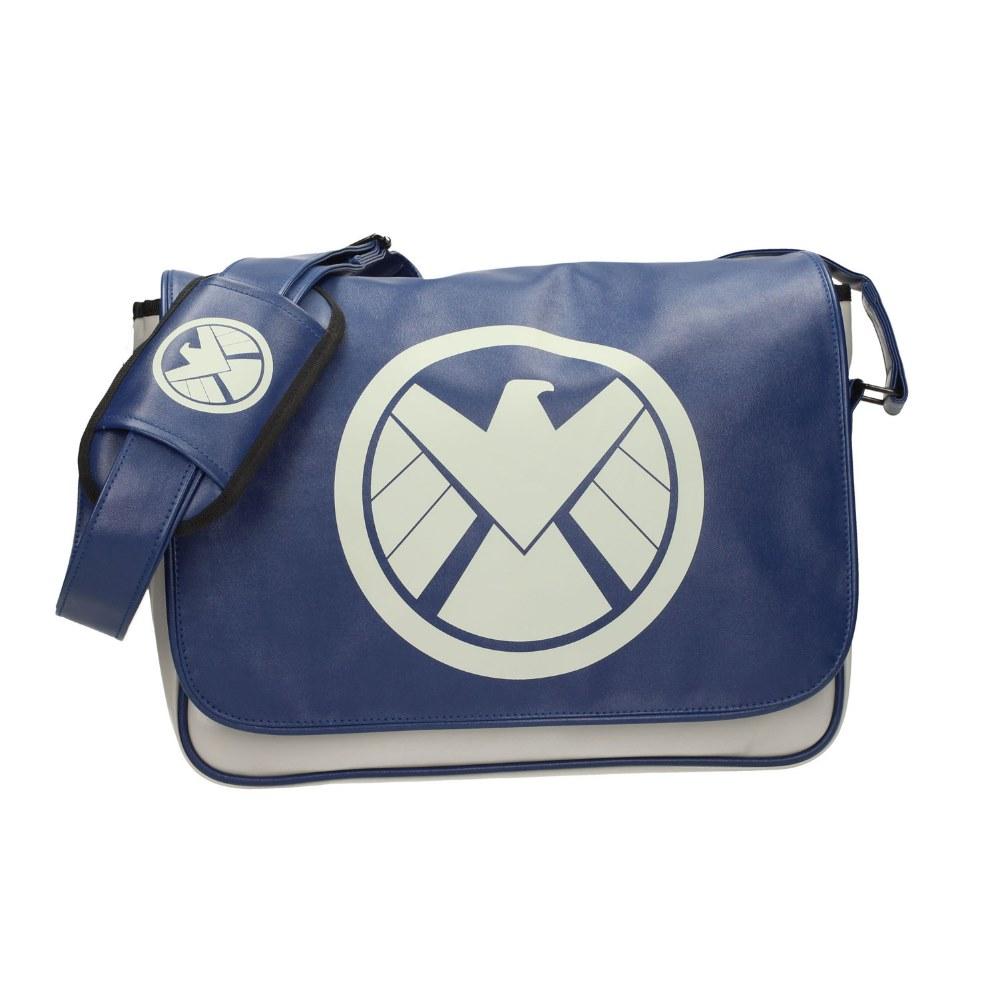Pánská Taška přes rameno Marvel Comics - Shield Logo