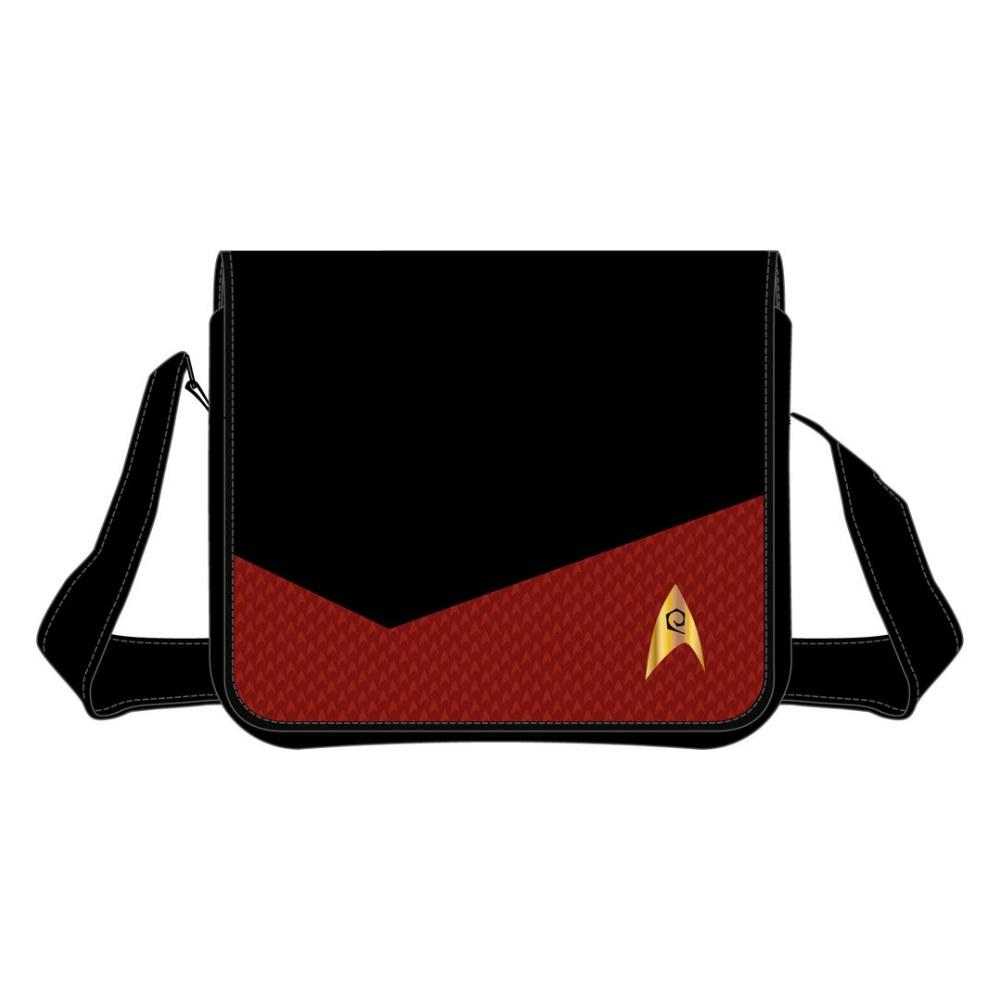 Pánská Taška přes rameno Star Trek - červená