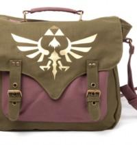 Nintendo – Zelda Brašna – Triforce logo