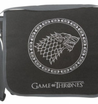 Game of Thrones Brašna – Stark Logo