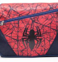 Spiderman Brašna – The Ultimate Spiderman Logo