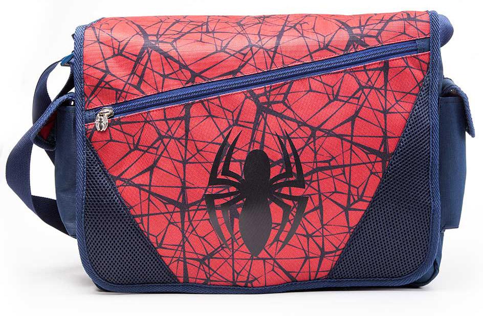 Spiderman Brašna - The Ultimate Spiderman Logo