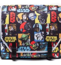 Star Wars Brašna – Retro Characters Comic Style