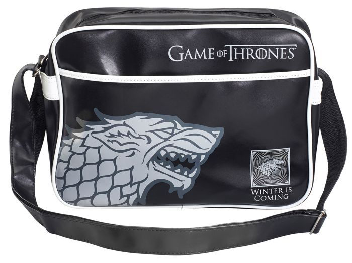 Game of Thrones Brašna - Vinyl Stark Logo