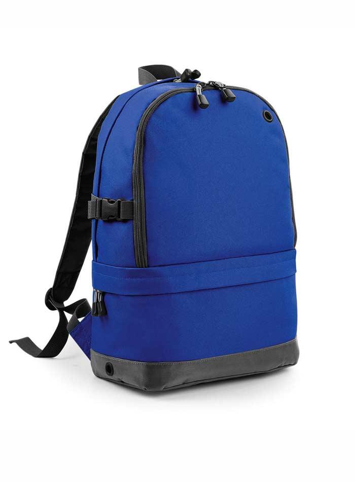 Batoh na notebook - Královsky modrá univerzal