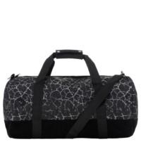 Černá unisex sportovní taška s šedým vzorem Mi-Pac Classic