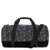 Černá sportovní taška s bílým vzorem Mi-Pac Duffel Splattered