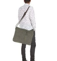 Khaki pánská taška přes rameno Rip Curl Lezard Satchel