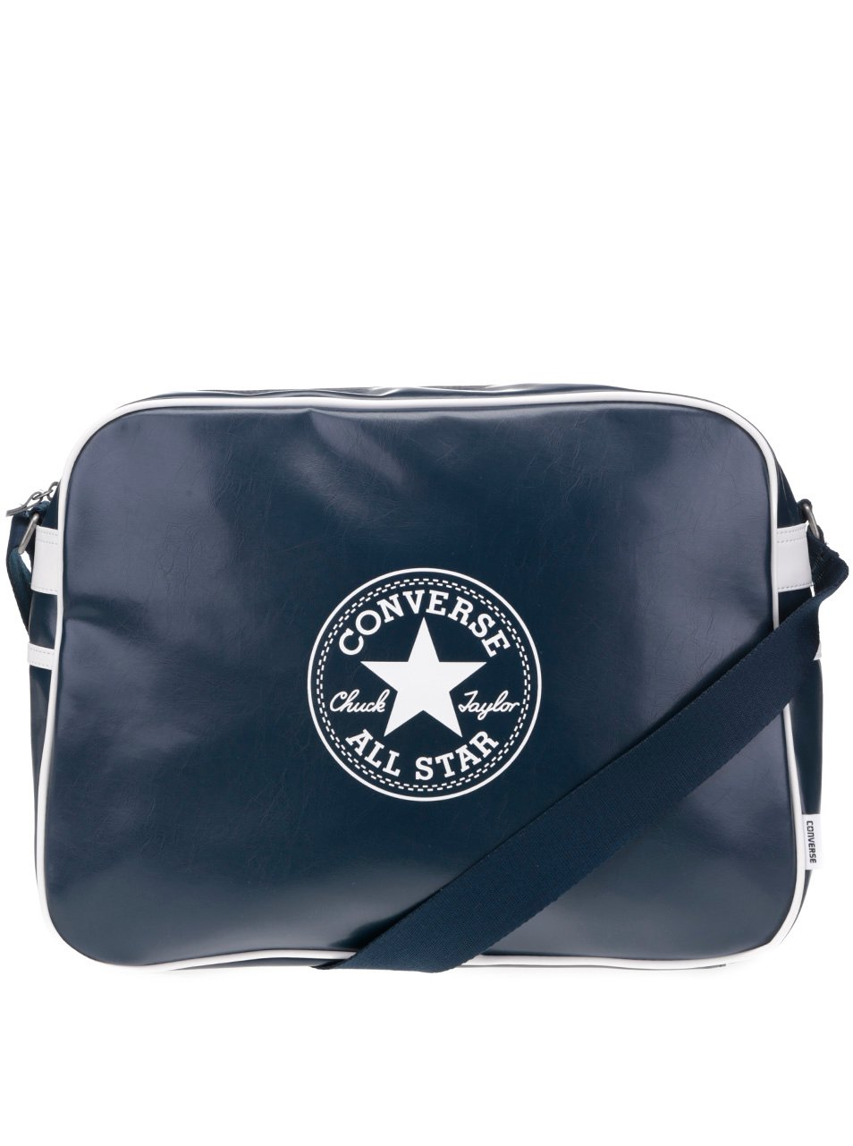 Tmavě modrá taška přes rameno Converse   PánskáTaška.cz™ ab3da3396ac