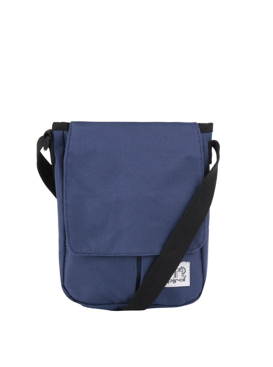 388fc1df88 Tmavě modrá pánská taška přes rameno Spiral Stanford   PánskáTaška.cz™